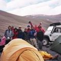 Mountaineering South America