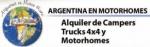 Argentina en Motorhome