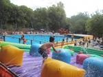 Complejo Las Violetas. Parque de Agua