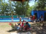Camping San Miguel. Laguna de Monte