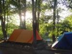 Camping Los Alamos