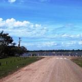 Llegando a Laguna Herradura - Formosa