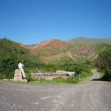 Iniciando el camino hacia Cachi