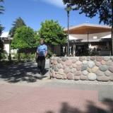 Llegada al Mirador de Estrellas (Tupungato)