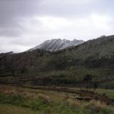 mas nieve en la Ventana