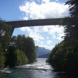 Puente sobre Río Correntoso