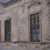Rejas típicas de muchas casas y edificios de Victoria