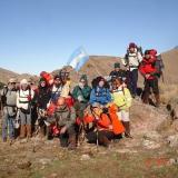 Trekking, La Mater Peregrina 2009