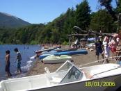 Balneario Lago Correntoso