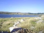 Lago Paso de las Piedras