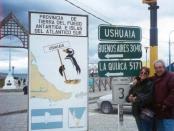 ¡Llegamos a Ushuaia por tierra!