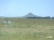 Sierra El Volcán