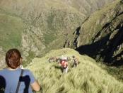 Trekking en el Uritorco