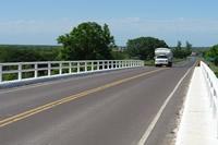 Puente interprovincial Lucio V. Mansilla