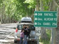 Acceso San Rafael