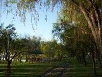 Camping del Complejo Bahía Rosales