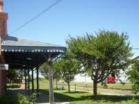 Estación del ferrocarril Urquiza