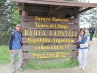 Fin de la Ruta 3 - Ushuaia