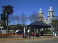 Pilar iglesia