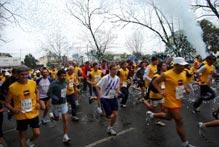 Maratón la Vuelta de Hurlingham