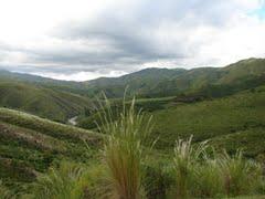 Camino a Los Varela