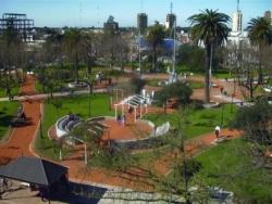 Pilar plaza