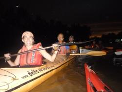 Delta en Kayak Portada