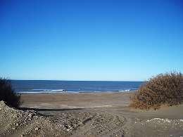 Playa del Balneario Reta