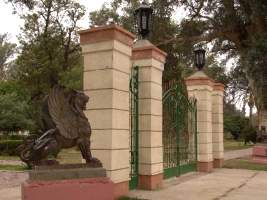 Parque Aguirre Santiago del Estero
