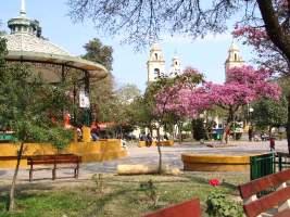 Plaza Santiago del Estero