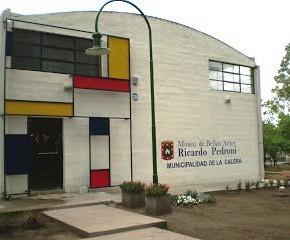 El Museo Municipal de Bellas Artes Ricardo Pedroni
