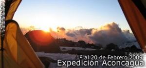 Expedicion Aconcagua