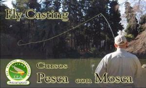 Clínica de pesca con mosca