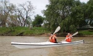 Curso de Kayak en Rosario