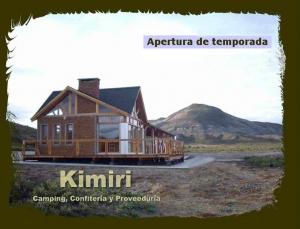 Campings en Parque Nacional Monte León. Provincia de Santa Cruz