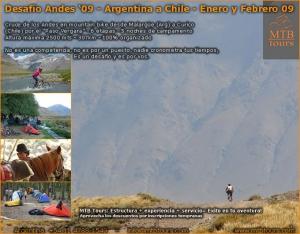 Desafío Andes MTB Tours