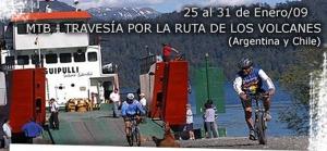 Travesía por la ruta de los Volcanes – Argentina y Chile