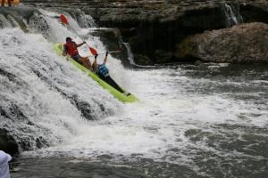 Aventura en Kayak Río Quequen Salado
