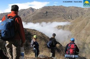 Travesia por la senda del Inca
