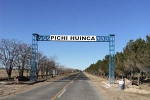 Pichi Huinca, Provincia de La Pampa