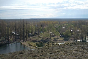 Agua Escondida, Provincia de Mendoza