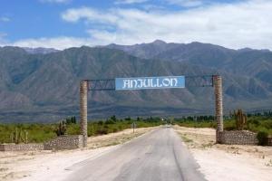 Anjullon, Provincia de La Rioja