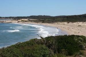 Uruguay. Rocha. Barra de Chuy , Provincia de Paises Limitrofes