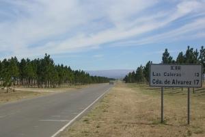 Paso Cabral / Las Caleras de Calamuchita, Provincia de Córdoba