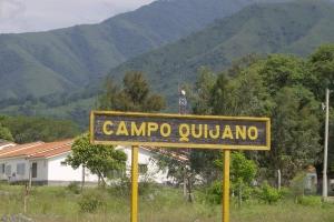 Campo Quijano, Provincia de Salta