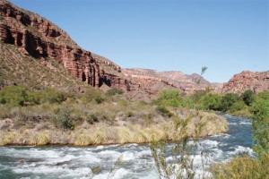 Cañón del Atuel - Valle Grande, Provincia de Mendoza