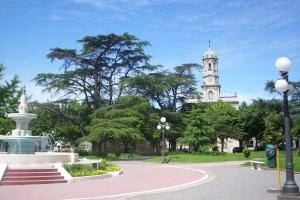 Capilla del Señor plaza e Iglesia