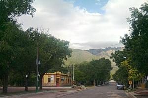 Cortaderas, Provincia de San Luis