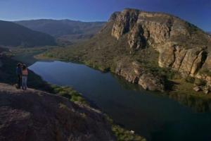 Dique Cabra Corral, Provincia de Salta
