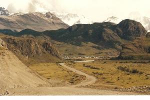 El Chalten, Provincia de Santa Cruz